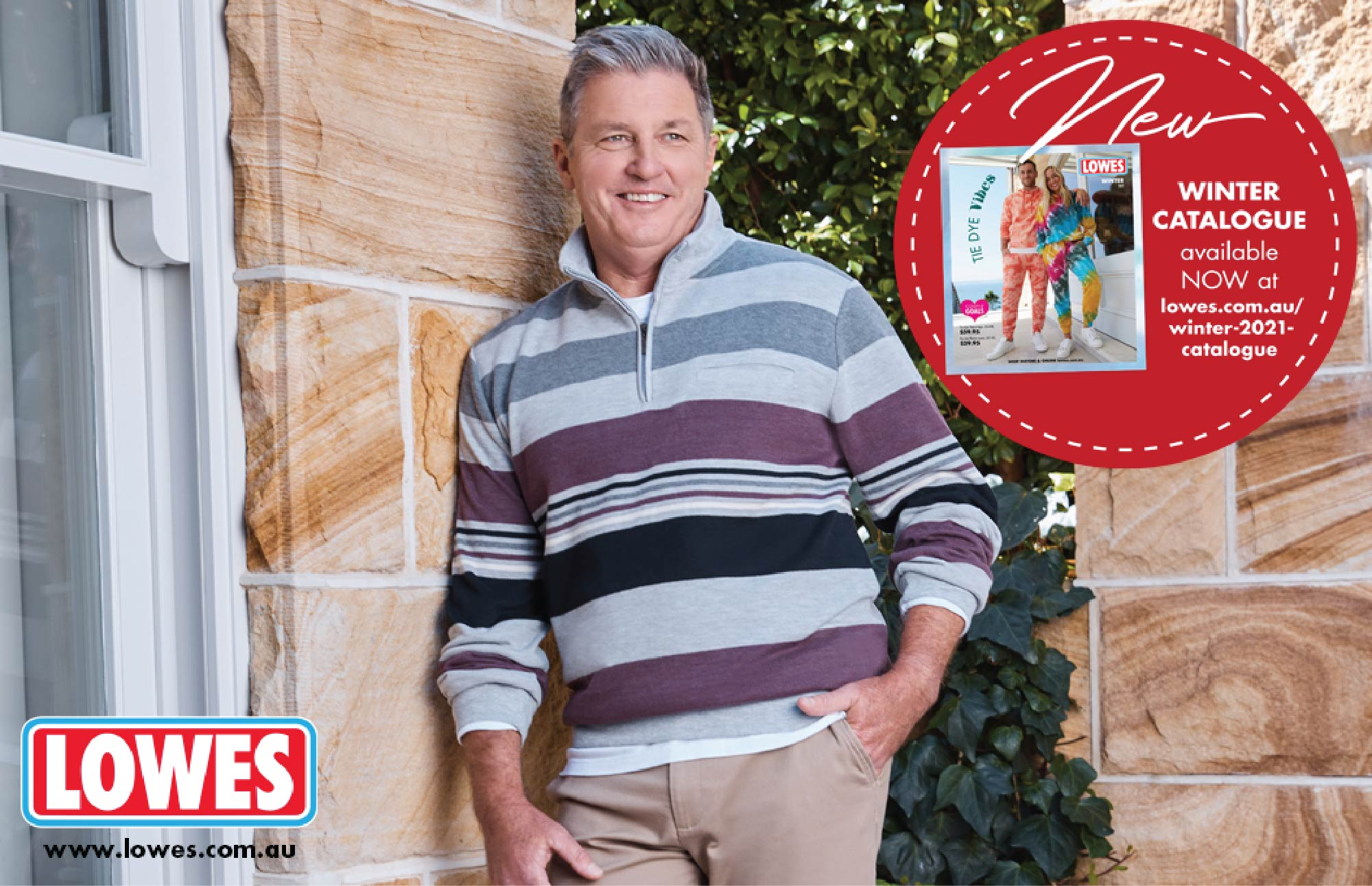 Check out the Lowes Winter Catalogue